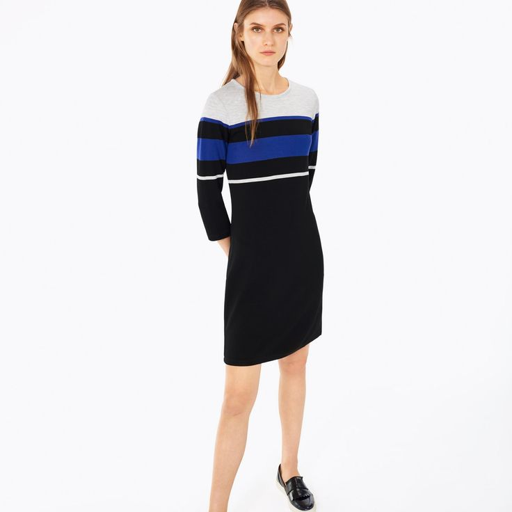 Womens Placed Stripe Dress GANT Discount Big Discount Many Kinds Of Cheap Online Outlet rCH9t