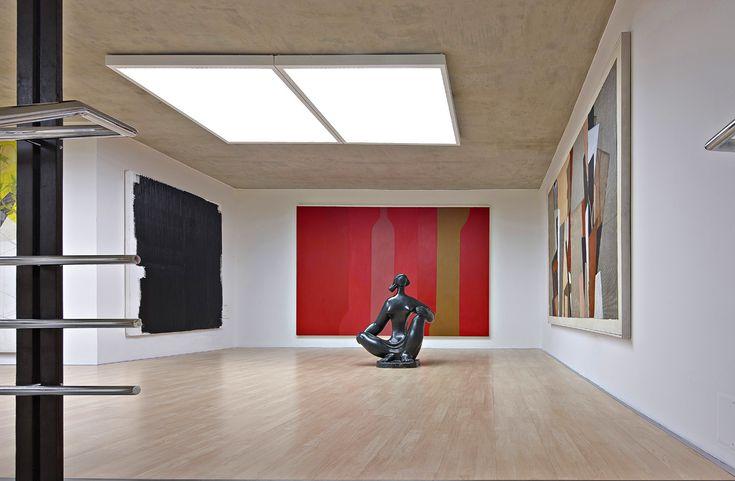 Imagem 6 de 25 da galeria de Galeria de Arte Dotart / David Guerra. Fotografia de Jomar Bragança