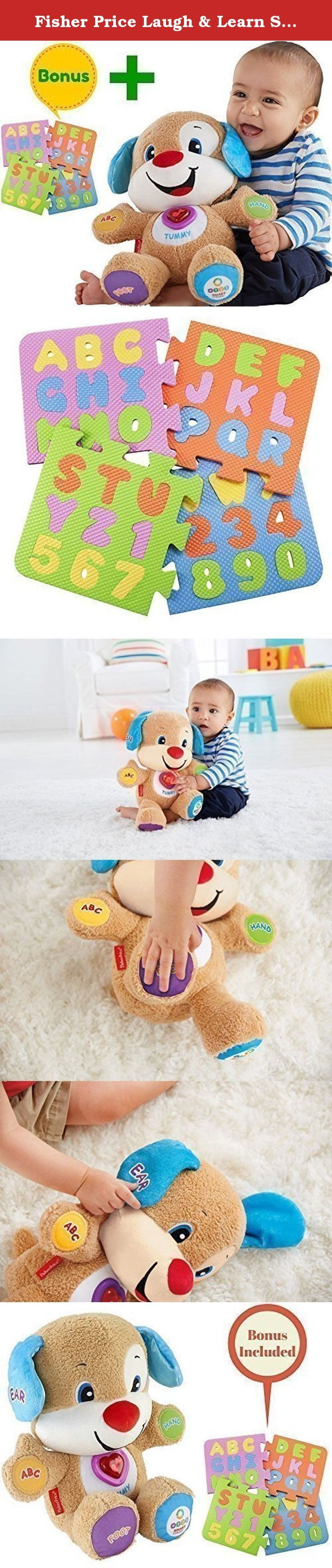 Fisher Price Laugh & Learn Smart Stages Puppy | Babies Toys Learn Smart Stages | Educational toys for toddlers, Infants | With A Humble Bundle. LAUGH and LEARN FISHER PRICE PUPPY FINALLY AN EDUCATIONAL TOY BUNDLE THAT WILL HELP YOU RAISE THE NEXT EINSTEIN Fisher Price Laugh and Learn Smart Stages Puppy along with another Educational Foam Puzzle (It might differ in color content and style) (Not Fisher-Price Product) designed to take the toy hunt to another level. The complimentary…