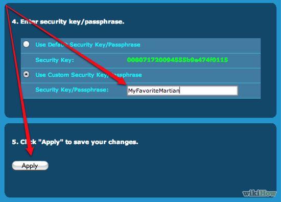 how to change wifi password thomson