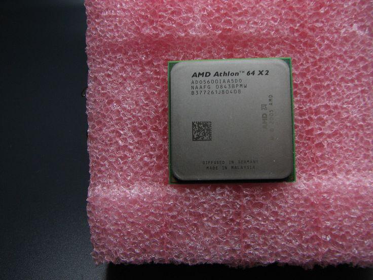 AMD ATHLON 64 X2 5600 2.9ghz 1MB AM2 ado5600iaa5do 65w 5600  USA Seller dual
