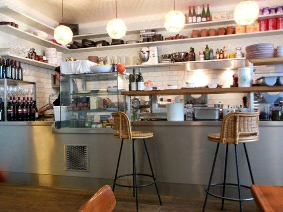 Mogg & Melzer Berlin: the coolest deli in Berlin in the heart of North Mitte