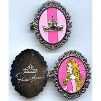 Disney Pin - Princess Symbol Locket Princess Aurora (#94276)