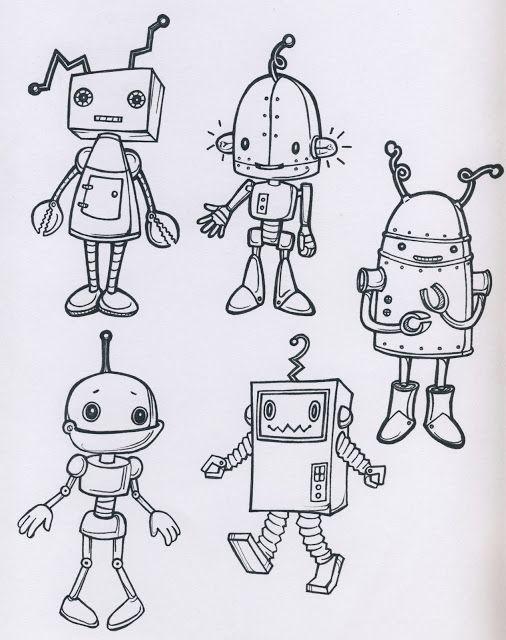 More robots