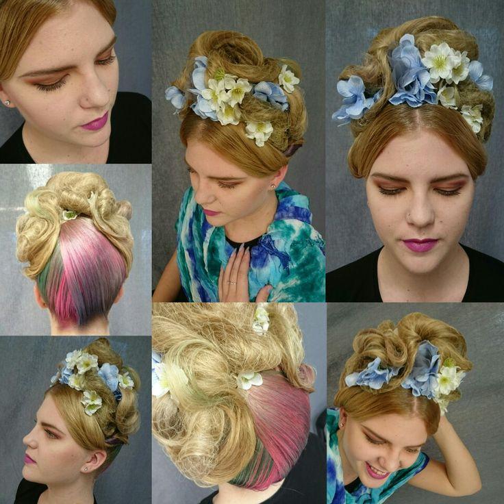 "Kampaus 10/2017 ""Nordic meets Mexico"" Flower crown"