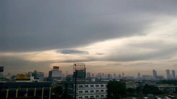 Morning Sky Light ~ My City My Jakarta 05-10-2016