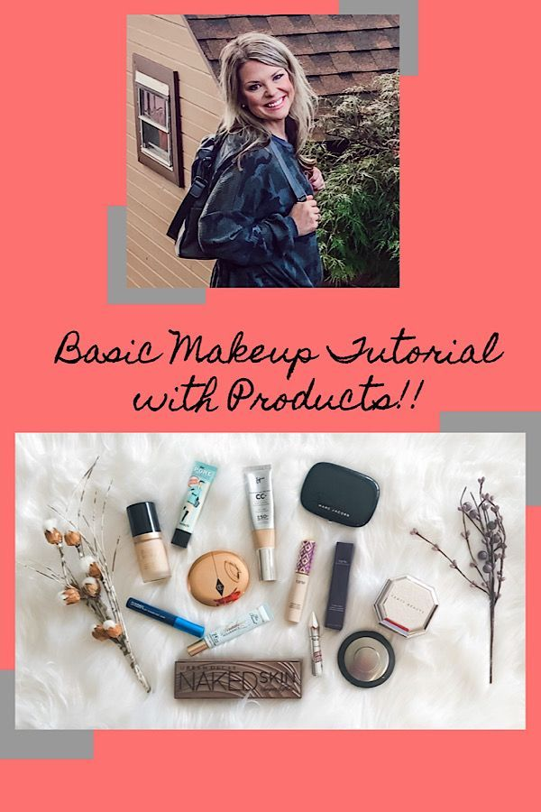 Simple, basic makeup look. Easy to do makeup. Natural, flawless finish. It cosme…