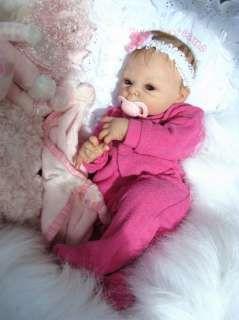 Reborn doll baby girl **Beth**Adrie Stoetes Sammie