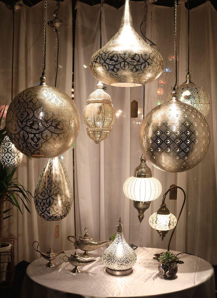 Modern Moroccan Moroccan decor Pendant light