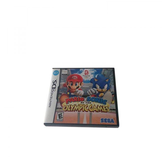Juego Nintendo DS Mario & Sonic at the Olympic Games - Juegos de Consola - TV, Consolas y Juegos - Tecnología - Sensacional