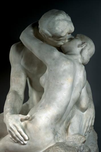 Rodin's The Kiss - a must see. Le Musee Rodin. 79 rue de Varenne, Paris.