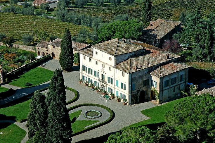 Villa di Geggiano--