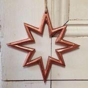 Image of Copper Star 14cm