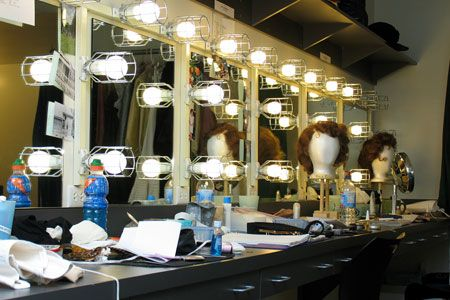 Theatre Dressing Room Google Search The Wig Shop