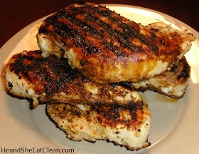 He and She Eat Clean: A Guide to Eating Clean... Married!: Clean Eat Recipe :: Zesty Grilled Chicken