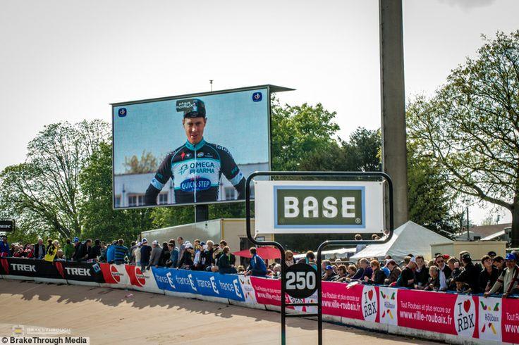 Gallery | Omega Pharma - PARIS-ROUBAIX (BRAKETHROUGH MEDIA) - Quick-Step Pro Cycling Team