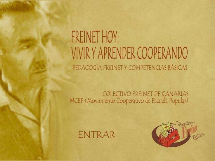 Material elabborado por el COLECTIVO FREINET DE CANARIAS MCEP (Movimiento Cooperativo de Escuela Popular)