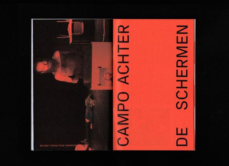 Δnother grΔphic - booksfromthefuture:   CAMPO Art Centre – Corbin...