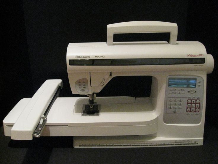 viking platinum sewing machine