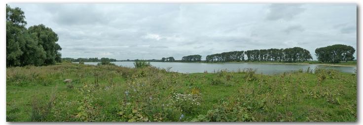 Bisonbaai, Ooijpolder, near Nijmegen