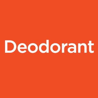how to clean underarm deodorant stains
