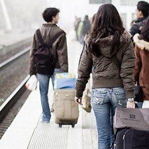 Fuga dei giovani dall'Italia, nel 2015 via in 40mila