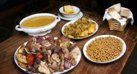 Cocido maragato | Hosteleriasalamanca.es