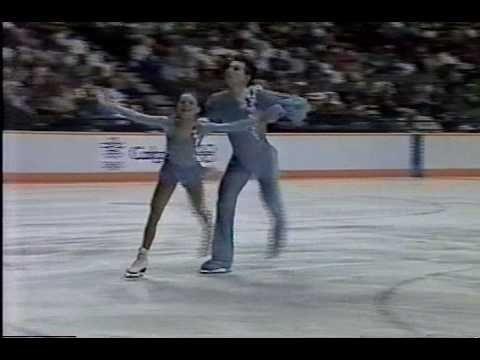 Ekaterina and Sergei 1988 Olympics