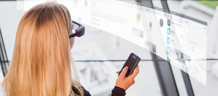 Metaio créé d'incroyables lunettes connectées utilisant la réalité augmentée