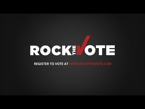 About Rock the Vote