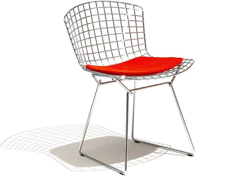 inspiration design master chairs. bertoia side chair with seat cushion 63 best Design klassiekers images on Pinterest  Adjustable desk