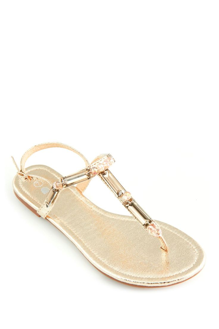 GC Shoes Sarah Embellished Sandal