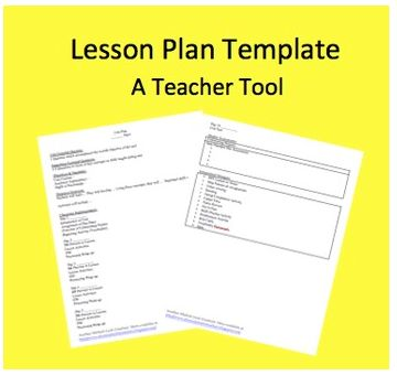 The 25+ best Unit plan template ideas on Pinterest Lesson plan - resume lesson plan