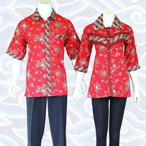 batik sarimbit blus modern BC39 selengkapnya di http://sekarbatik.com/blus-batik-sarimbit/