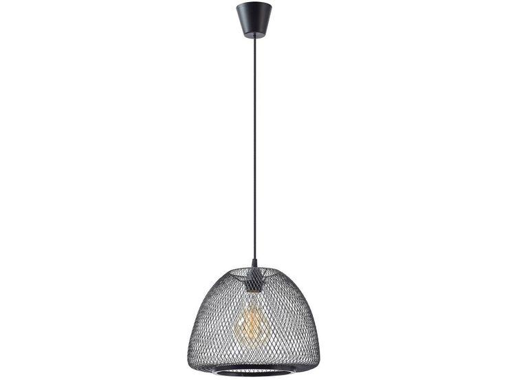 Lampa wisząca Desire czarna (1)