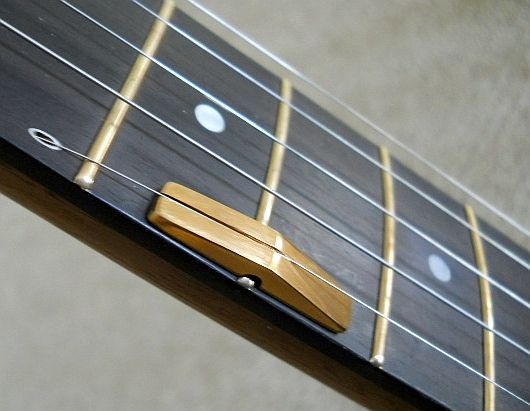 Not Your Dad's Sliding Fifth Capo - Discussion Forums - Banjo Hangout