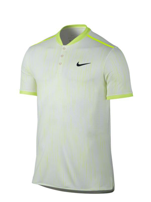 NikeCourt Dry Advantage Tennis Men's Polo 801700-100