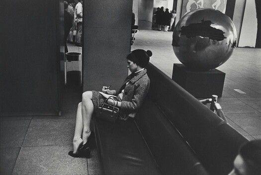 Gary Winogrand,  Untitled, (solitude),  1960s