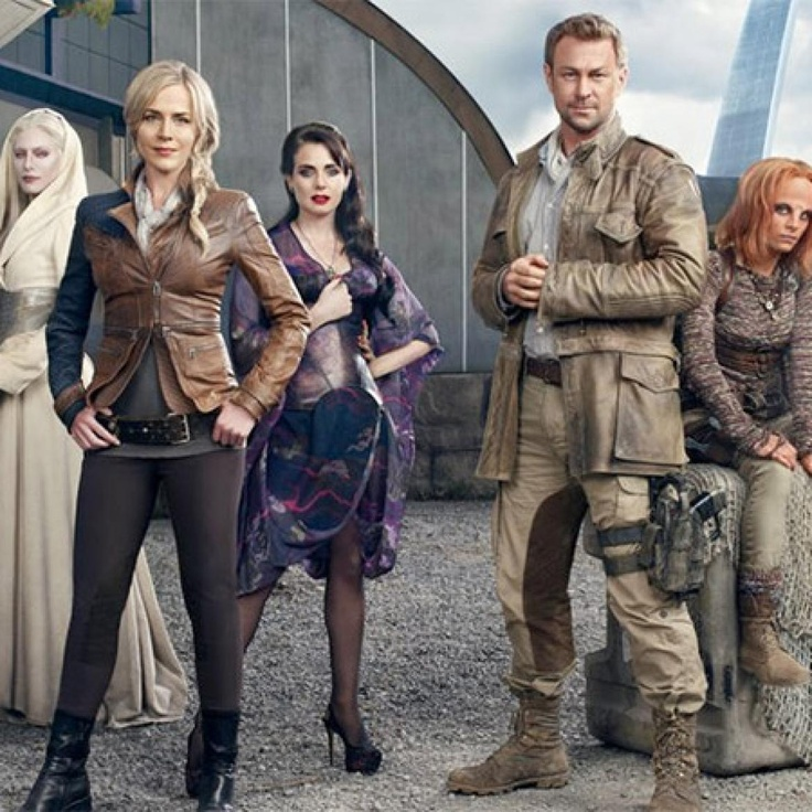 Defiance Syfy- love this show!!!