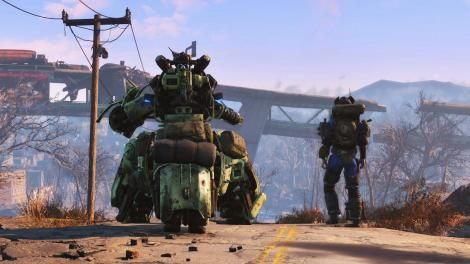 First Fallout 4 DLC will let you build your own robot companion