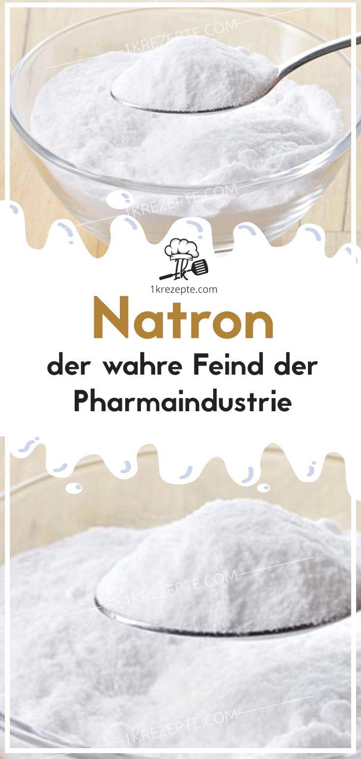 Natron – der wahre Feind der Pharmaindustrie Martina Mrosek