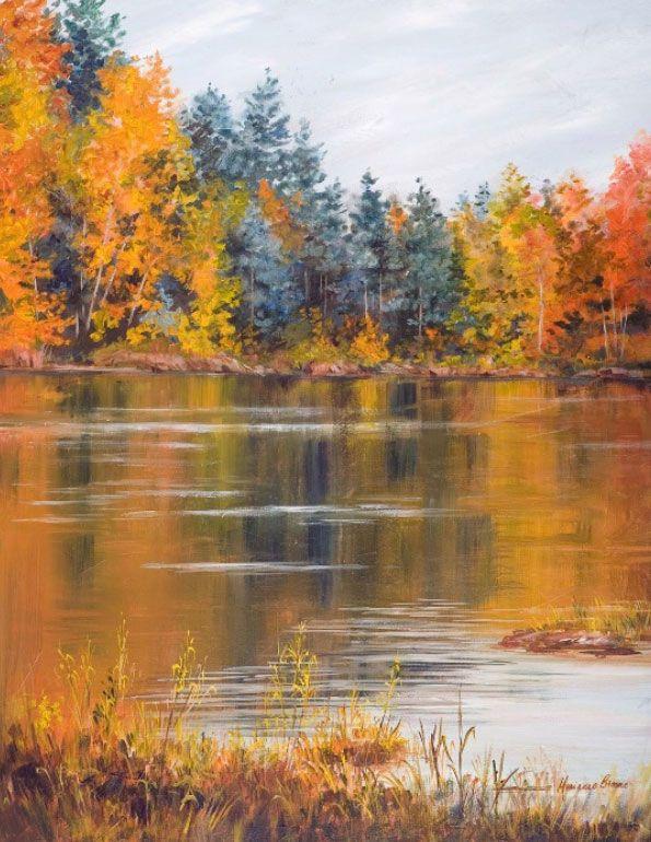 90 Best Images About Art Autumn Colors On Pinterest