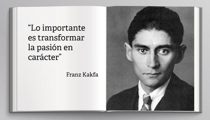 Franz Kafka inspiró al mundo con estas 11 frases