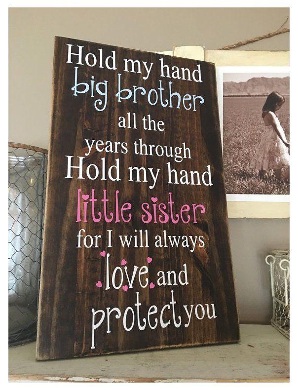 This Item Is Unavailable Etsy Sweet Big Brother Quotes Sweetbigbrotherquotes Big Brother Lit In 2021 Big Brother Little Sister Big Brother Quotes Little Sisters