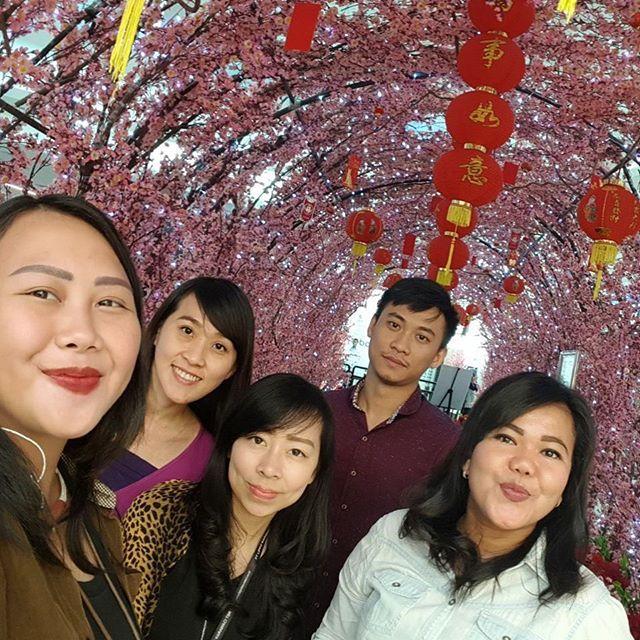 Chinese New Year 2k18  #CNY2018 #latepost