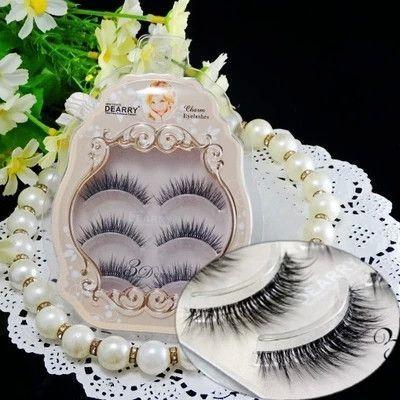 Fastest Shipping mink eyelash makeup 3D false eyelash extension 3D eye lash brand false eyelash natural fake eyelashes