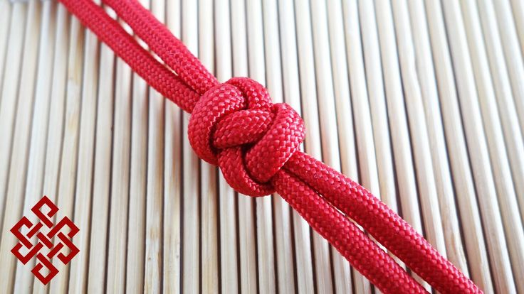 paracord diamond knot instructions