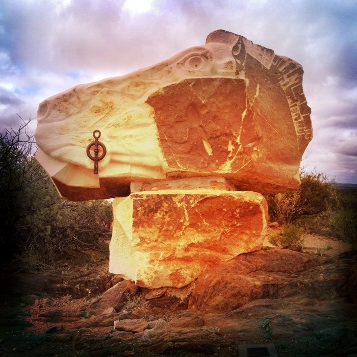 Broken Hill Sculptor
