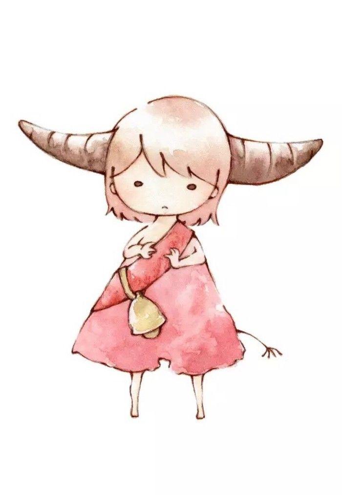 【十二星座系列】金牛