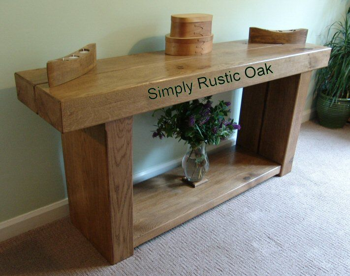 Rustic+furniture | We Can Make Rustic Oak Living Room Furniture To Your  Specifications